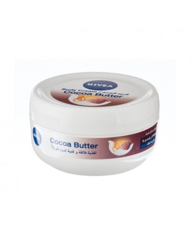 Nivea Body Cream Cocoa Butter 200ml