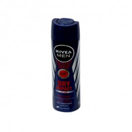 Nivea Men Deodorant Dry Impact Plus 150ml