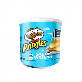 Pringles Salt & Vinegar Chips 40g