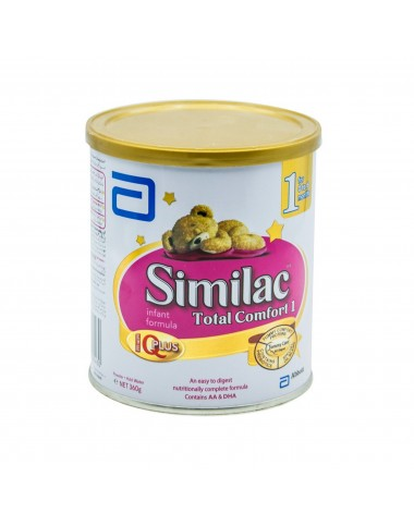 Similac Milk Powder Total Comfort 1 360g