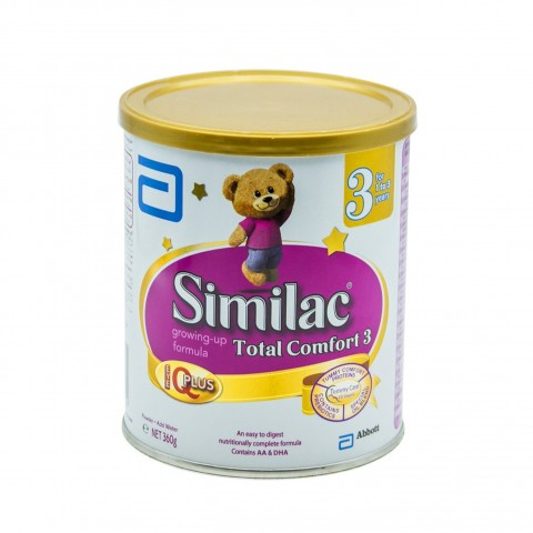 Similac Milk Powder Total Comfort 3 360g