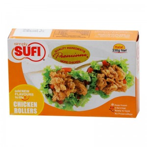 Simply Sufi Chicken Roller Small - 230g