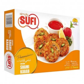 Simply Sufi Chicken Shami Kabab - 612g