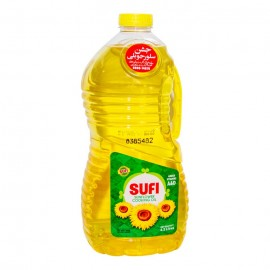 Sufi Sunflower Cooking Oil - 4.5 Ltr