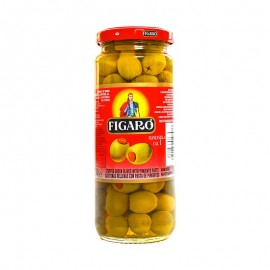 Figaro Green Stuffed Olives 340g