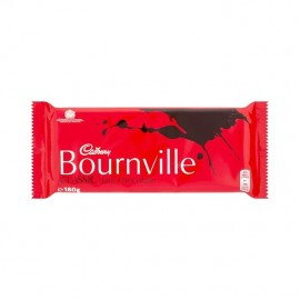 Cadbury Bournville Chocolate 180g