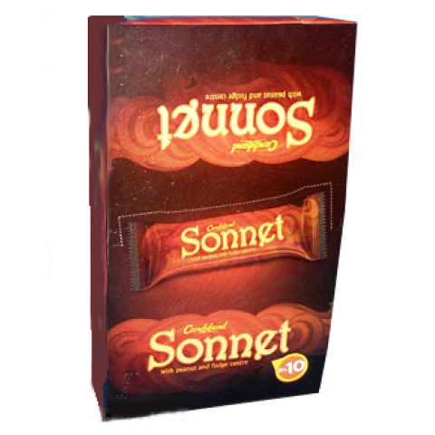Candyland Sonnet Chocolate