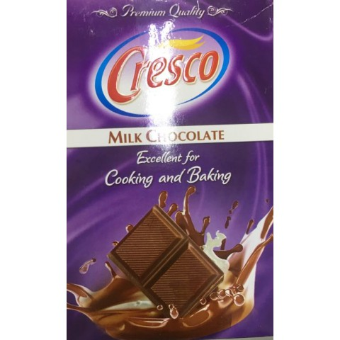 Cresco Milk Cooking Chocolate 500g