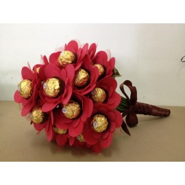 Ferrero Rocher Rose Bouquet