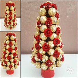 Ferrero Rocher Chocolate Tree Xl