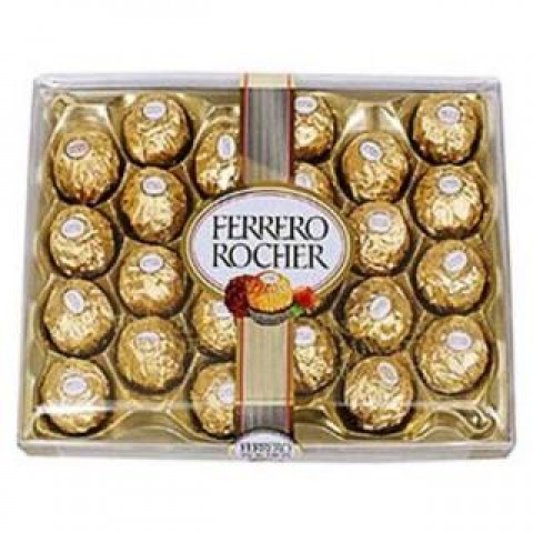 Ferrero Rocher Chocolate 24