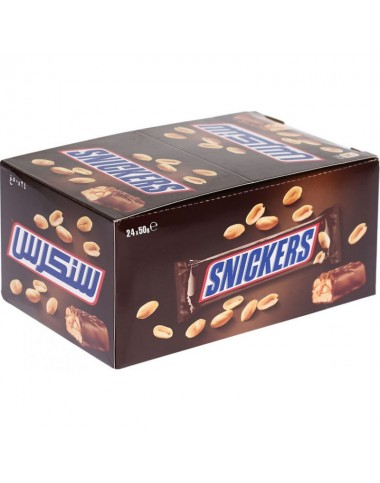 Snickers Chocolate (24 x 50 Grams)