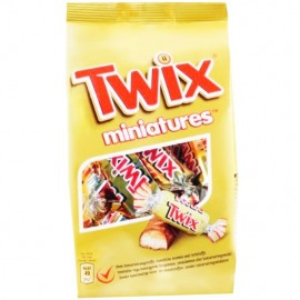 Twix Miniatures Chocolate 220g