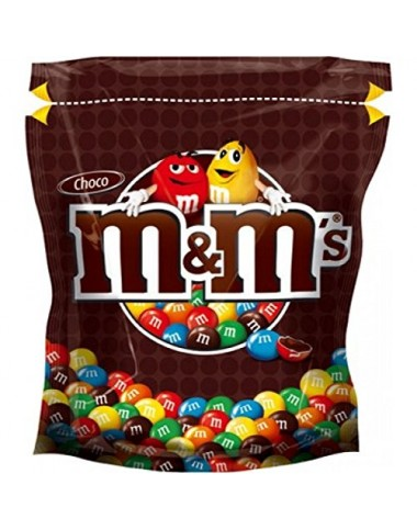 m&ms Chocolate Beans 180G