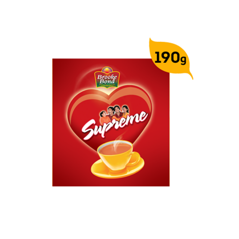 Brooke Bond Supreme Tea 190g