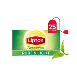 Lipton Pure & Light Green Tea