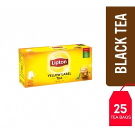 Lipton Yellow Label Tea (25 Bags)