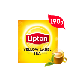 Lipton Yellow Label Tea 190g