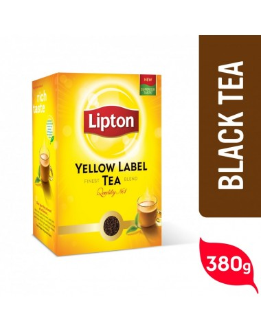 Lipton Yellow Label Tea 380g
