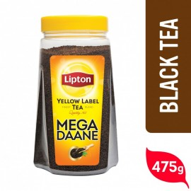 Lipton Yellow Label Tea Mega Daane Jar - 475g