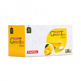 Tapal Green Tea Lemon (30 Bags)