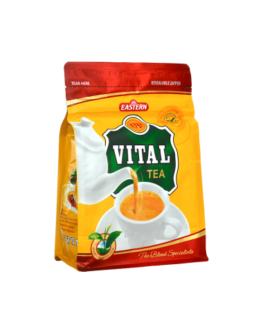 Vital Tea Zipper Pack 385g