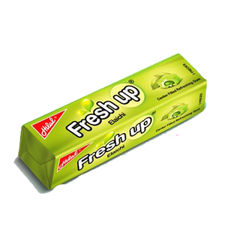 Fresh Up Elaichi Gum