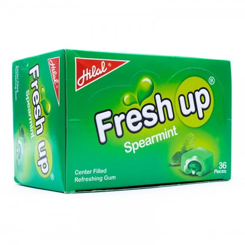 Fresh Up Spearmint Gum