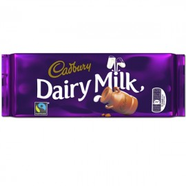 Cadbury Dairy Milk Chocolate 110g