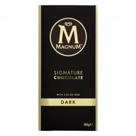 Magnum Signature Chocolate Dark 90g