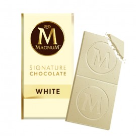 Magnum Signature Chocolate White 90g