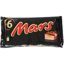 Mars Chocolates 51g (6 Pcs)