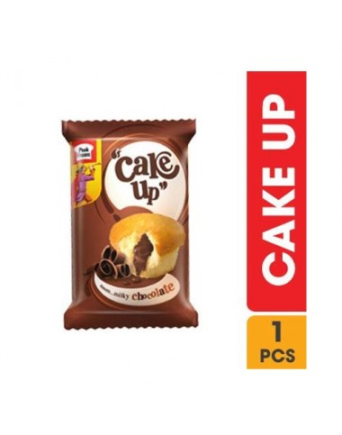 Cake Up Milky Chocolate 1 Cup Cake