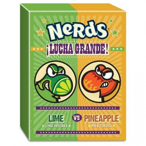 Nerds Lime & Pineapple 46g