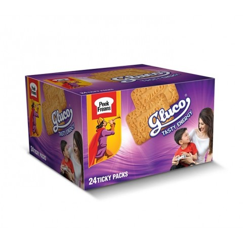 Peek Freans Gluco Biscuits Ticky Pack