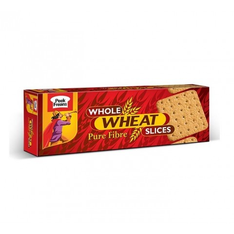 Peek Freans Whole Wheat Slices Family Pack