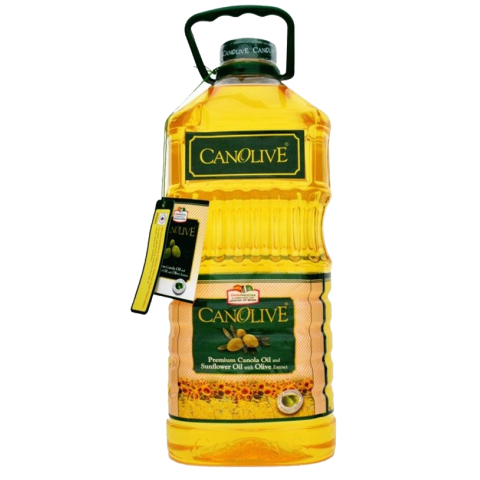 Canolive Cooking Oil - 3Ltr