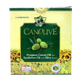 Canolive Premium Canola Cooking Oil