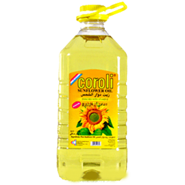 Coroli Sunflower Cooking Oil 3ltr