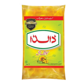 Dalda Cooking Oil - 1 Ltr