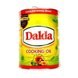 Dalda Cooking Oil 5 Ltr