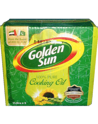 Golden Sun Cooking Oil