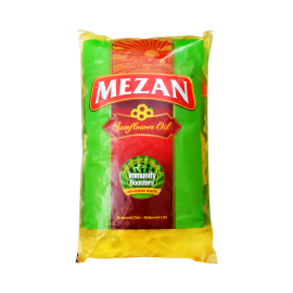 Mezan Sunflower Oil 1 Ltr
