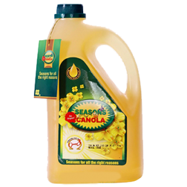 Seasons Canola Oil 4.5ltr