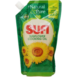 Sufi Sunflower Oil - 1ltr