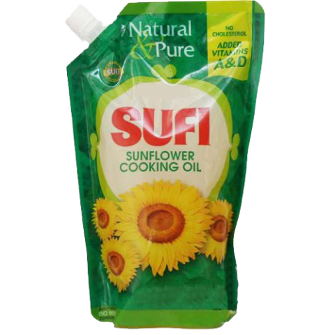 Sufi Sunflower Oil 1 ltr