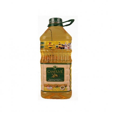 Canolive Premium Canola Oil Bottle - 1.8 ltr
