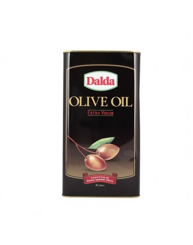 Dalda Olive Oil Extra Virgin 4 Ltr Tin