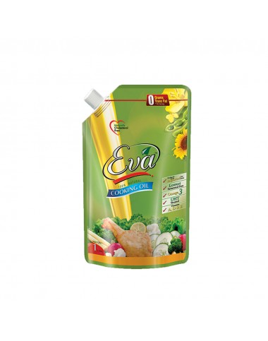 Eva Cooking Oil 1 Ltr
