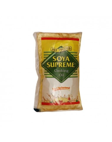Soya Supreme Cooking Oil 1 Ltr